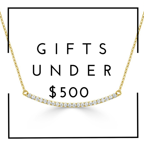 $500 & Under Gift Suggestions