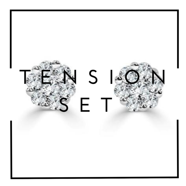Diamond Tension Set Collection
